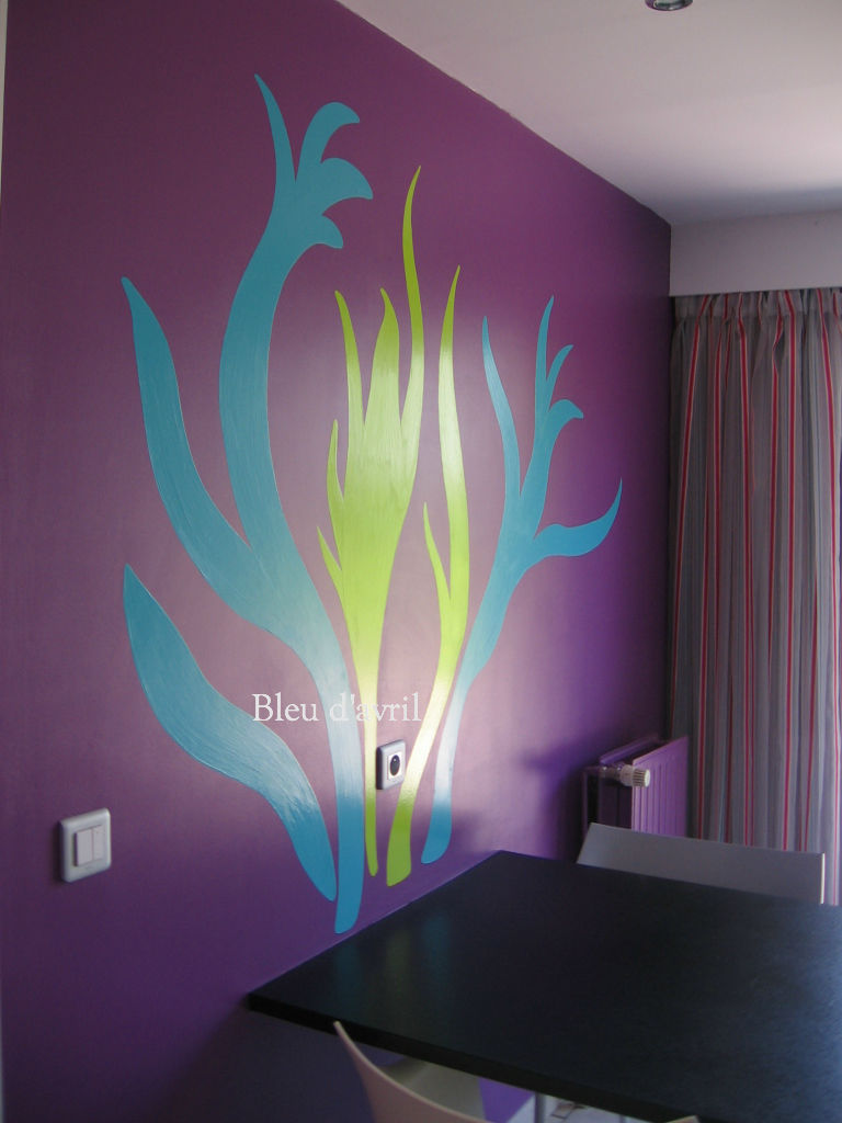 cuisine violette profil