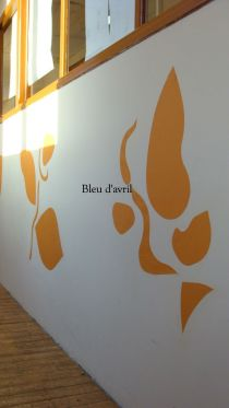 Ecole orange